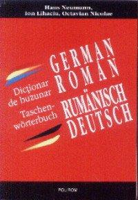 Dictionar de buzunar German-Roman Roman-German