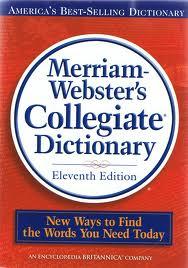 Dictionarul Collegiate