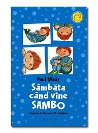 Sambata cand vine Sambo   Paul Maar