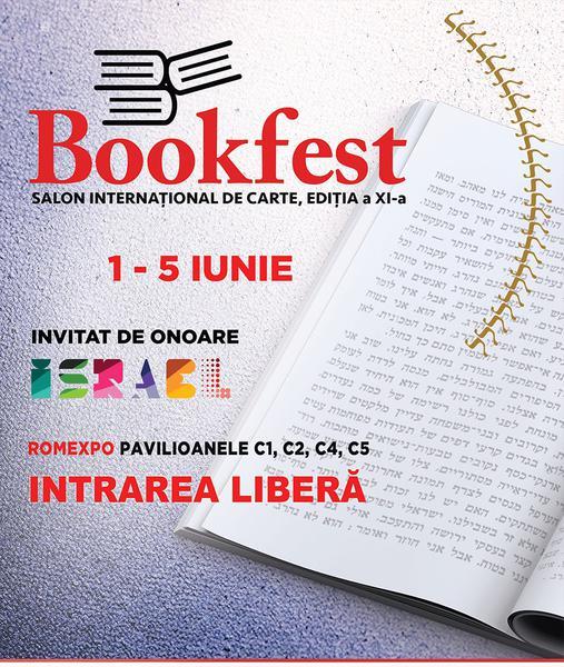 Salonul International de Carte Bookfest 2016