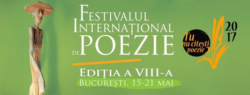 Festivalul Internaţional de Poezie Bucureşti