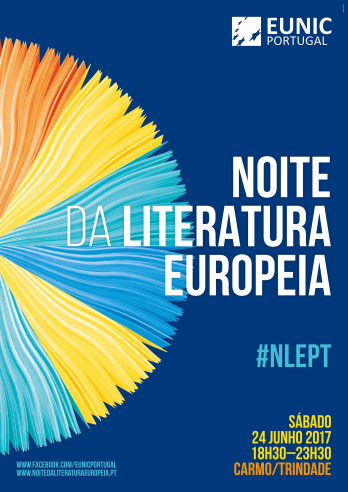 Noaptea Literaturii Europene 2017