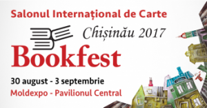 Targ de carte Bookfest Chisinau