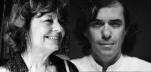 Mircea Cărtărescu și Ana Blandiana