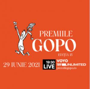 Premiile GOPO 2021