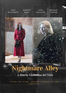 Film trailer Nightmare Alley